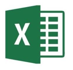 na obrazku je microsoft Excel logo