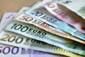 Znak mena euro