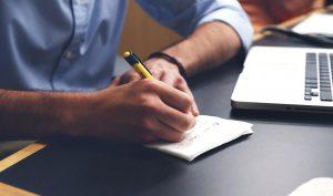 pisanie s a z